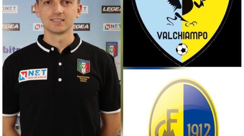 """Designazioni C11: Ceolin designato in Coppa Italia al """"Menti"""""""