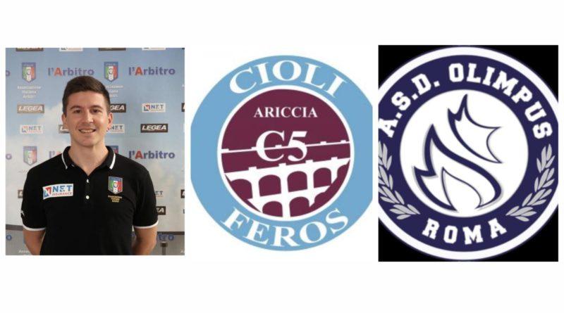 Futsal Treviso: altra designazione di spessore per Tasca in A2!